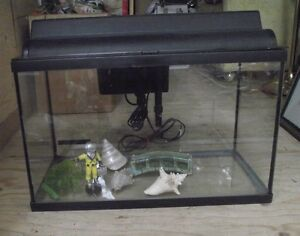 Fish tank - in good condition