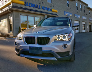 2013 BMW X1 XDrive28i AWD TURBO PREMPKG | 1 OWNER | NO ACCIDENT
