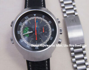 Omega Flightmaster in Mint Condition