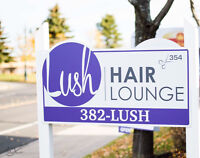 Hairstylist wanted for chair rental