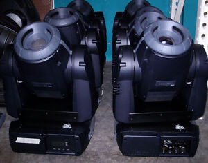 Moving Heads Martin MAC 250 Krypton