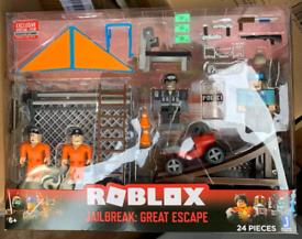 Roblox jail break all new not be open