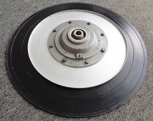 """20"""" COMPLETE FLOOR BURNISHER PAD DRIVER, UNKNOWN BRAND, USED"""