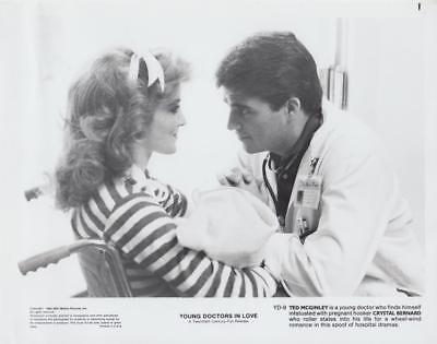 """Ted Mcginley """"Young Doctors in Love"""" Movie Still"""