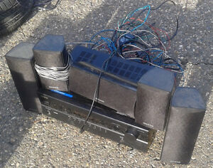 Onkyo Home Theater Receiver/Speaker Package Prince George British Columbia image 2