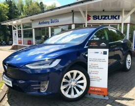 image for 2018 Tesla Model X 245kW 75kWh Dual Motor 5dr Auto - 7 Seats Hatchback Electric