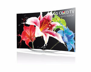 "55"" LG OLED Cinema 3D Web0S 3.0 Smart TV. 55EC9300"