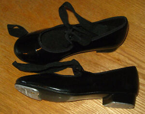 girls dance shoes, size 10.5