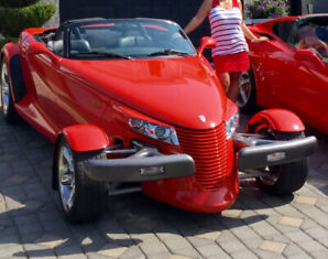 1999 Plymouth Prowler Cabriolet