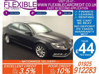 2014 VW PASSAT 2.0 TDI BMT EXECUTIVE GOOD / BAD CREDIT CAR FINANCE AVAILABLE