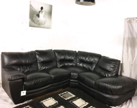 Leather corner sofa for Sale in Lancashire | Sofas, Couches