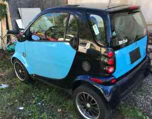 2006 Smart Fortwo Coupe (2 door) - ONLY $13 TO FILL THE TANK!
