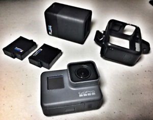 Go Pro Hero 5 Black 4K HD (Complete Set)