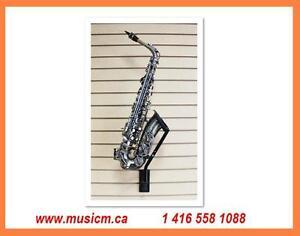 Saxophones Alto Sax, Tenor Sax, Soprano Sax www.musicm.ca