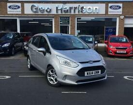 Ford B-Max 1.6 105ps Powershift Zetec - BUY WITH CONFIDENCE