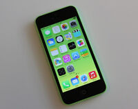 Iphone 5c Green 8Gb Excellent Condition! Locked to Bell