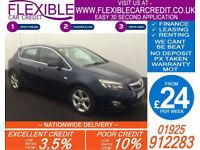 2011 VAUXHALL ASTRA 1.6 SRI GOOD / BAD CREDIT CAR FINANCE AVAILABLE