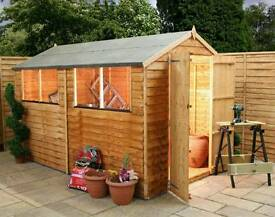 Brand new 10x6 shed