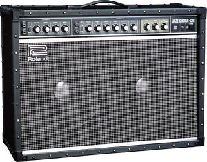 Roland JC-120 guitar amp - made in usa