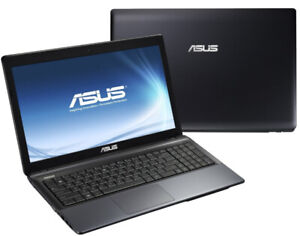 Asus K55N Laptop -Win10,Quad Core,8GB RAM,256GB SSD,AMD Graphics