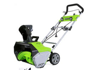"""20"""" Snowthrower, Electric - corded"""