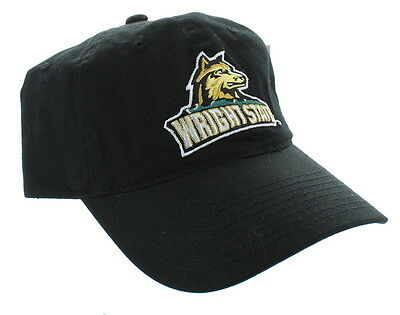 - New! Wright State University Raiders Adjustable Back Hat Embroidered Cap