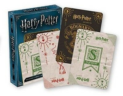 Harry Potter Artifacts set of 52 playing cards + jokers (nmr)