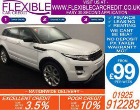 2014 RANGE ROVER EVOQUE 2.2 SD4 DYNAMIC GOOD / BAD CREDIT CAR FINANCE AVAILABLE