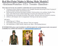 Fitness Model wanted