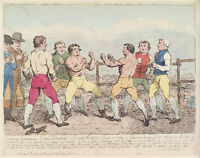 Classical Pugilism: Old School English Bare-Knuckle Boxing