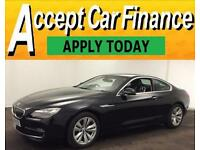 BMW 640 FROM £103 PER WEEK!