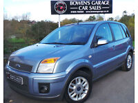 2007 FORD FUSION 1.4 ZETEC CLIMATE 5DR - 2 LADY OWNERS - 9 SERVICE STAMPS