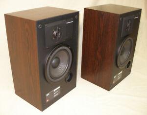 Haut-parleurs JBL62 Speakers avec woofer 6-1/2''