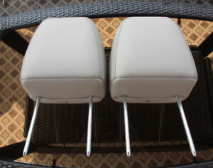 FORD EDGE HEADRESTS PAIR FITS 11 12 13 14 - NEW - $ 50 FIRM BOTH