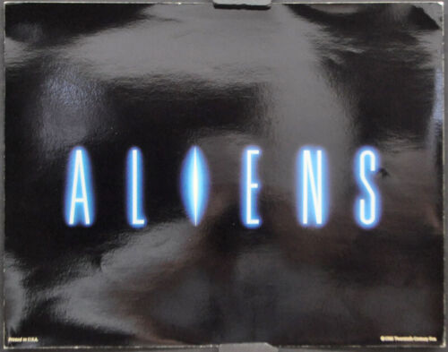 ALIENS 1986 ORIGINAL 11X14 BOOSTER LOBBY CARD SET SIGOURNEY WEAVER CARRIE HENN
