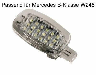 1 X Kofferraumbeleuchtung Mercedes B-Klasse W245 LED SMD Modul WEIß IB8