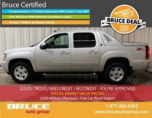 2013 Chevrolet Avalanche 1500 Z71 LT 5.3L 8 CYL AUTOMATIC 4X4 CR