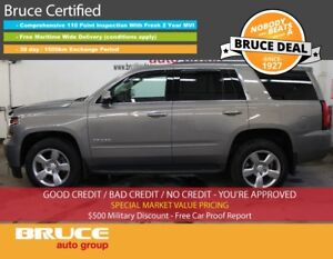 2017 Chevrolet Tahoe LT 5.3L 8 CYL AUTOMATIC 4WD NAVIGATION, BOS