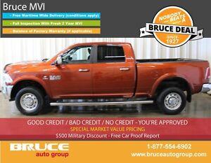 2013 Dodge RAM 2500 LARAMIE 6.7L CUMMINS TURBODIESEL 4X4 CREW CA