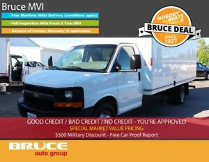 2013 Chevrolet Express 3500 6.0L 8 CYL AUTOMATIC RWD COMMERCIAL
