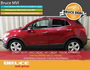2015 Buick Encore CX - BOSE SOUND / 4G LTE / BACK-UP CAMERA