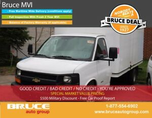 2013 Chevrolet Express 4500 6.0L 8 CYL AUTOMATIC RWD COMMERCIAL
