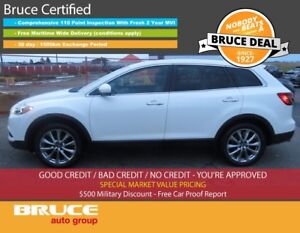 2014 Mazda CX-9 GT 3.7L 6 CYL AUTOMATIC AWD