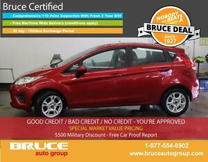 2011 Ford Fiesta SE 1.6L 4 CYL AUTOMATIC FWD 5D HATCHBACK