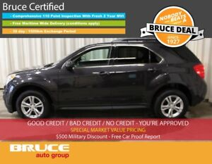 2015 Chevrolet Equinox LT 2.4L 4 CYL AUTOMATIC FWD REMOTE START,