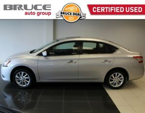 2014 Nissan Sentra SV - NAVIGATION / HEATED SEATS / SUN ROOF