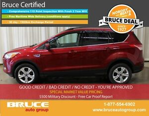 2014 Ford Escape SE 2.0L 4 CYL ECOBOOST AUTOMATIC 4WD LEATHER IN