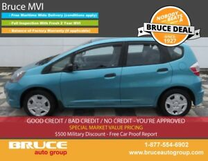 2014 Honda Fit Dx-A 1.5L 4 CYL I-VTEC AUTOMATIC FWD 5D HATCHBACK