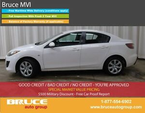 2010 Mazda Mazda3 GS 2.0L 4 CYL AUTOMATIC FWD 4D SEDAN