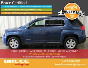 2016 GMC Terrain SLE 2.4L 4 CYL AUTOMATIC AWD BACK-UP CAMERA, RE
